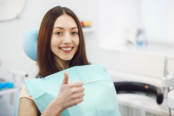 Orthodontist patient in Los angeles ca