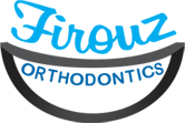 Firouz Orthodontics logo footer